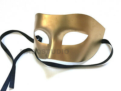 Simple Costumes For Halloween For Men (Men masquerade eyes mask for boy simple classic Halloween New Year Eve)