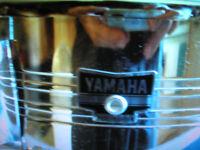 yamaha steel snare