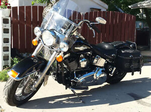 Harley Davidson Shrine Heritage Softail Classic
