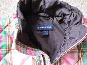 Lands' End Girls Coat 4 Kitchener / Waterloo Kitchener Area image 2