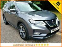 2019 69 NISSAN X-TRAIL 1.7 DCI N-CONNECTA 5D 148 BHP.*7 SEATS*GLASS ROOF*NISSAN
