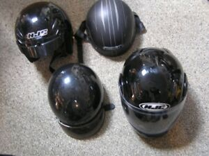 Motorcycle Leathers and Helmets