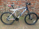 GT AGGRESSOR XC3 HARDTAIL SIZE MEDIUM, GOOD WORKING COND, £180