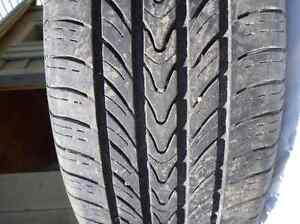 Michelin Tires on Mazda rims 195/50 R16 Stratford Kitchener Area image 3