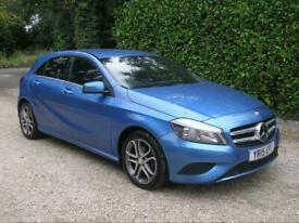 image for 2015 Mercedes-Benz A Class A180 [1.5] CDI Sport 5dr Auto HATCHBACK Diesel Automa