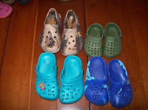 Children's Shoes - boys and girls priced individually