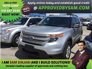 EXPLORER 4WD - APPLY WHEN READY TO BUY @ APPROVEDBYSAM.COM