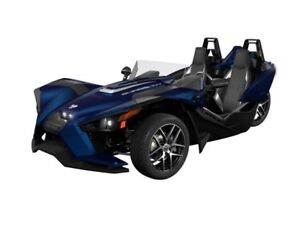 2018 Polaris SLINGSHOT SL NAVY BLUE / 79$/sem