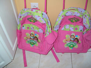 cabbage patch carrier bag 2 pc