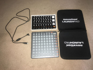 NOVATION LAUNCHPAD - Digital Performance Device