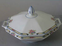 Antique Bowl and Lid