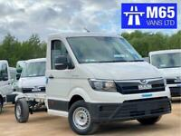 BRAND NEW MAN CHASSIS REAR WHEEL DRIVE TIPPER RECOVERY TRUCK SPRINTER CRAFTER
