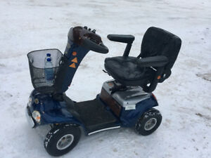 Scooter for Handicapped or Elderly
