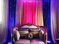 MEHNDI PARTY WEDDING BIRTHDAY DECOR STAGE SET UP DELIVERY
