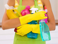 House cleaning maid