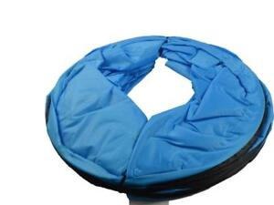 Dogs Cat Blue Toy tunnel 5m length with nails   239198