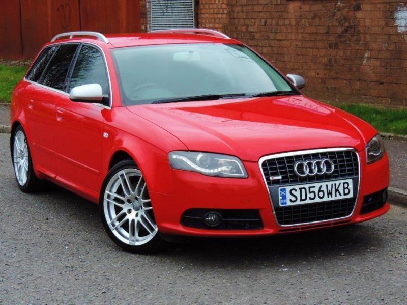 2006 audi a4 avant 2 0 tdi s line quattro 5dr in glasgow gumtree. Black Bedroom Furniture Sets. Home Design Ideas