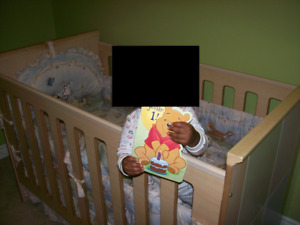 Used Crib in Excellent Condition