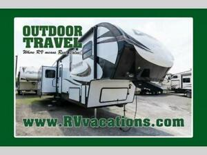 2018 Prime Time RV Crusader 34MB 5TH WHEEL MID BUNK HOUSE