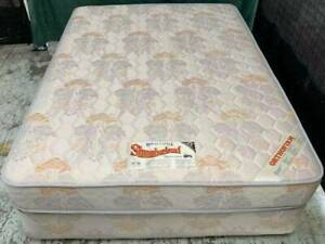 Excellent condition double bed set for sale. Pick up or deliver