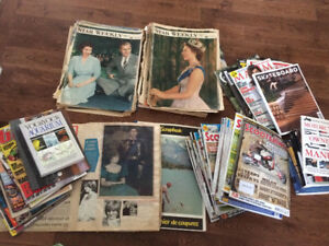 Collectable Magazines Downsizing
