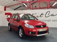 SUZUKI SX4 1.6GLX 5DR [ONLY 37000 MLS / STUNNING EXAMPLE / FULL SERVICE HISTORY / SUPERB SPEC]