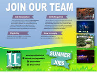 Exciting Summer Job for Students - Festival Assistant