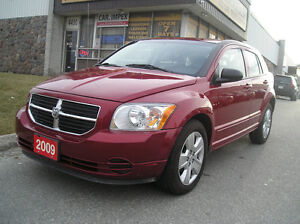 2009 Dodge Caliber SXT SUNROOF