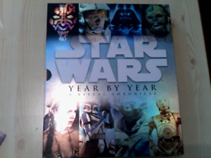 Star Wars book Star Wars Year by Year