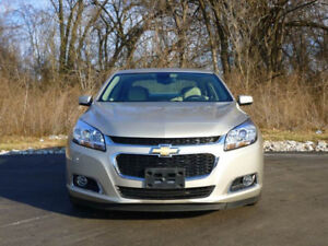 2015 Chevy Malibu - LOW KILOMETERS!