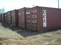 FOR SALE or RENT,Used 40 High Cube or 40' Standards containers