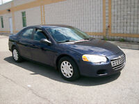 Chrysler Sebring LX 2004