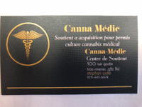 soutient a aquisition cannabis medical