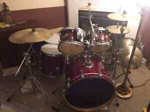 Ludwig Accent CS Custom ( Can Be Delivered)