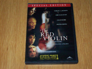 """The Red Violin"" (Special Edition) (Bilingual DVD)"