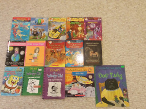 Good Condition Children/Youth Books