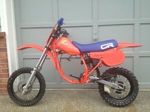 Looking for honda cr60 cr60r parts bike/ complete bike