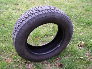 Winter tires, used