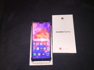 *Echange Trade only* Huawei p20 pro + Huawei watch 2 pour IPhone