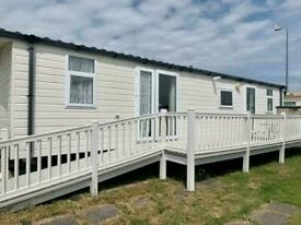 Disability friendly static caravan for sale no site fees until 2022! North Wales