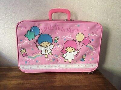 Vintage Sanrio Little Twin Stars Suitcase 1994 ! Excellent Condition. Super Rare