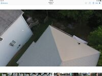 4K Drone Visual Roof Inspection