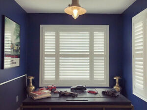 CALL US FOR CALIFORNIA SHUTTERS & BLINDS INSTALLATION
