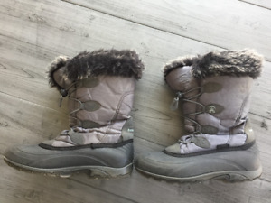 Kamik Winter Boots - women size 6 or youth 4