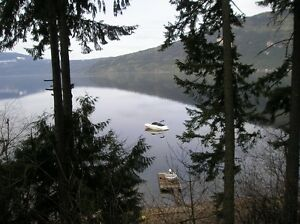 WATERFRONT CABIN FOR SALE SHUSWAP LAKE BC