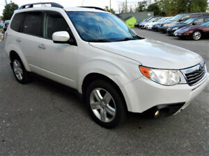 2009 FORESTER X LIMITED  LEATHER ROOF LANDED CALL NOW!