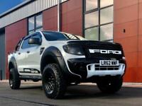 2012 Ford Ranger SEEKER RAPTOR WIDE BOY EDITION Double Cab 4 door Pick Up