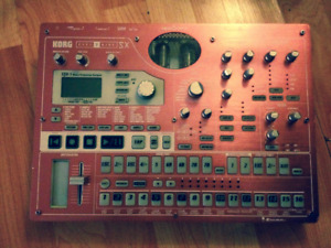 KORG ELECTRIBE ESX (negociable)