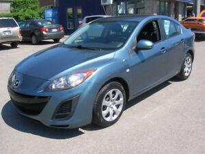 2010 Mazda Mazda3 GX Berline  *  Plusieurs en inventaire *