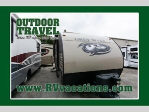 2018 Forest River RV Cherokee Grey Wolf 19RR